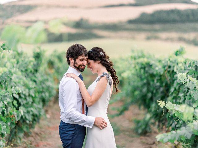 La boda de Gerardo y Leyre en Pamplona, Navarra 167