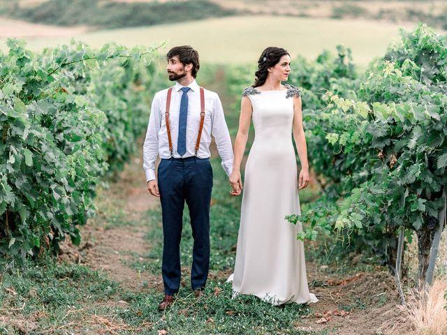 La boda de Gerardo y Leyre en Pamplona, Navarra 171