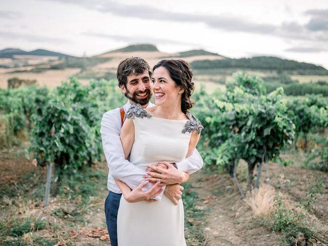La boda de Gerardo y Leyre en Pamplona, Navarra 173