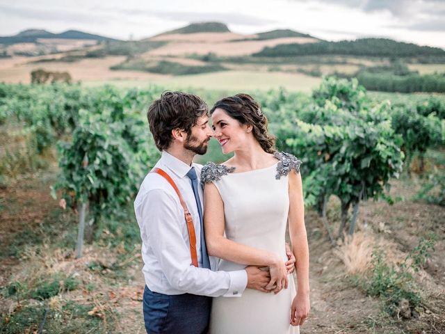 La boda de Gerardo y Leyre en Pamplona, Navarra 177