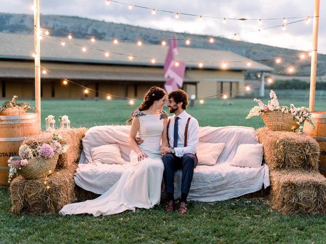 La boda de Leyre y Gerardo