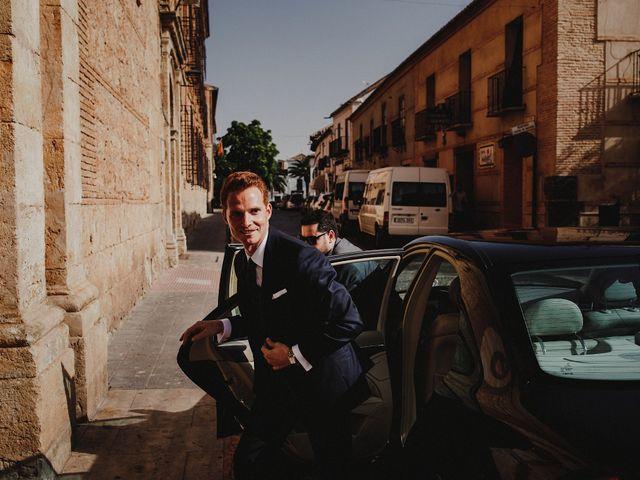 La boda de Juan Luis y Raquel en Almagro, Ciudad Real 35