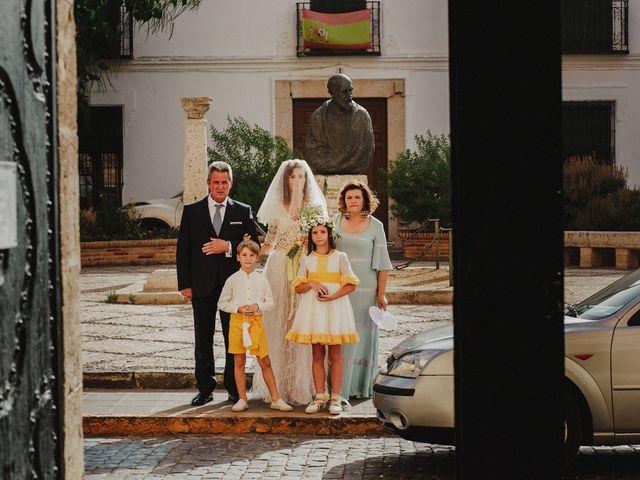La boda de Juan Luis y Raquel en Almagro, Ciudad Real 39