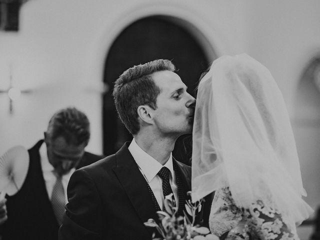 La boda de Juan Luis y Raquel en Almagro, Ciudad Real 45