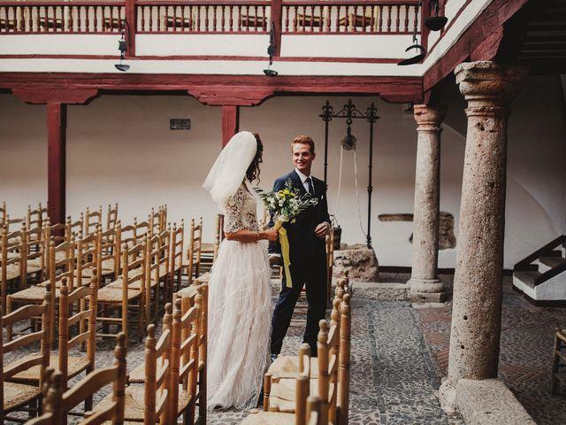 La boda de Juan Luis y Raquel en Almagro, Ciudad Real 71