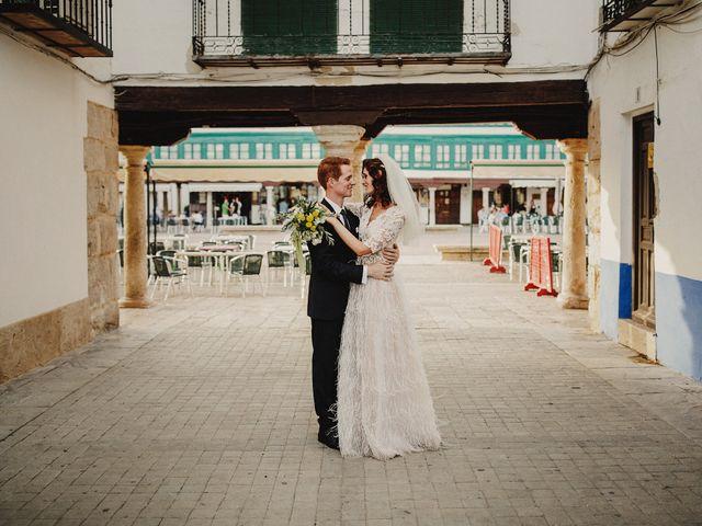 La boda de Juan Luis y Raquel en Almagro, Ciudad Real 77