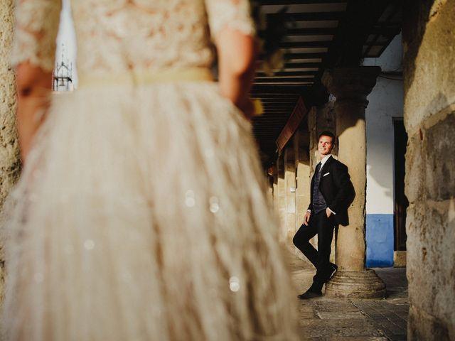 La boda de Juan Luis y Raquel en Almagro, Ciudad Real 1