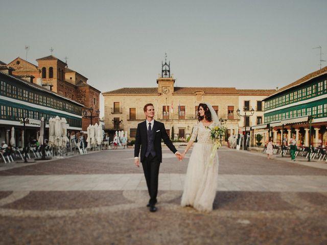 La boda de Juan Luis y Raquel en Almagro, Ciudad Real 78