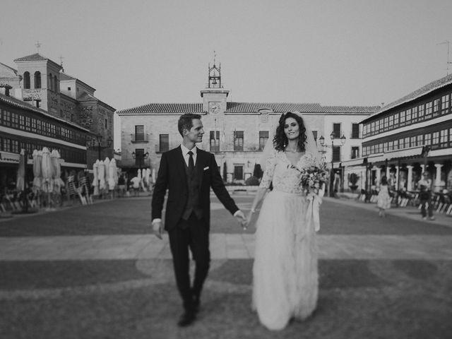 La boda de Juan Luis y Raquel en Almagro, Ciudad Real 79