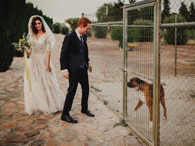 La boda de Juan Luis y Raquel en Almagro, Ciudad Real 83