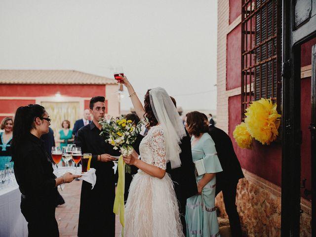 La boda de Juan Luis y Raquel en Almagro, Ciudad Real 89