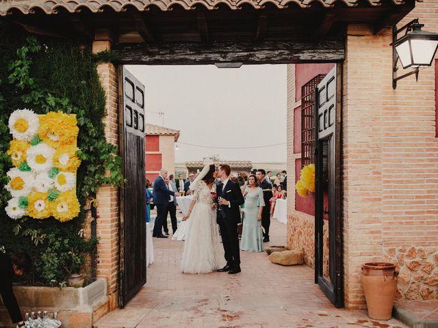 La boda de Juan Luis y Raquel en Almagro, Ciudad Real 90