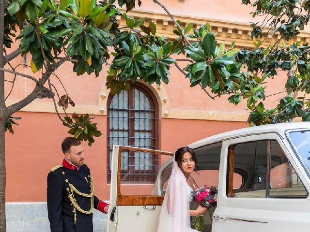 La boda de Veronica y Rafael en Granada, Granada 3