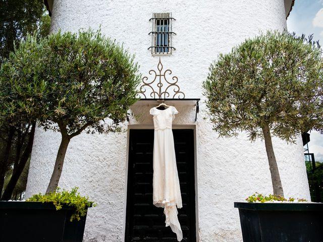 La boda de Antonio y Marta en Valdetorres De Jarama, Madrid 5