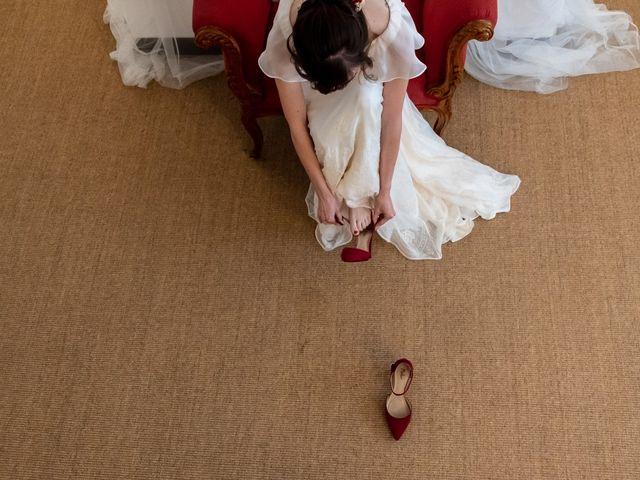 La boda de Antonio y Marta en Valdetorres De Jarama, Madrid 10