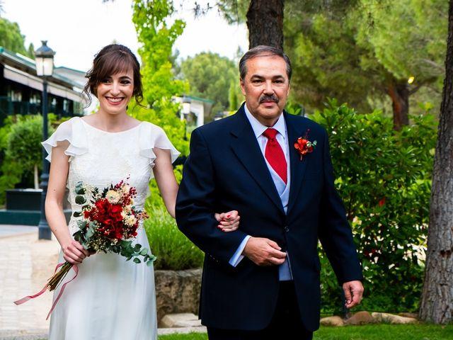 La boda de Antonio y Marta en Valdetorres De Jarama, Madrid 15