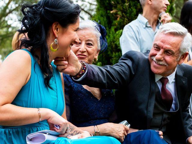 La boda de Antonio y Marta en Valdetorres De Jarama, Madrid 16