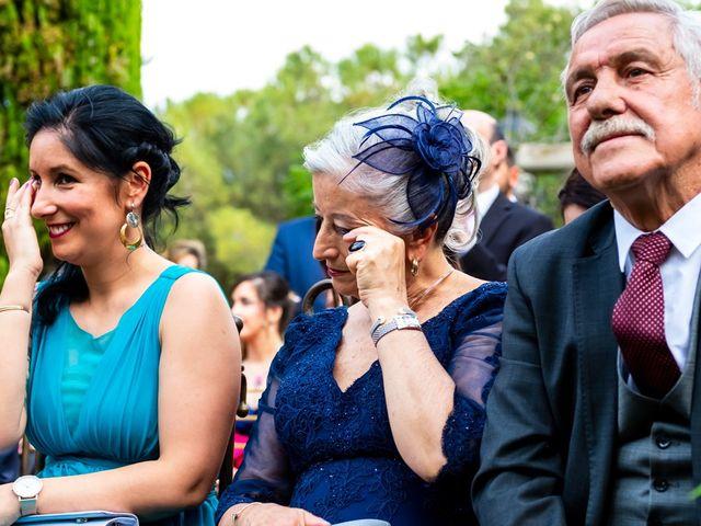 La boda de Antonio y Marta en Valdetorres De Jarama, Madrid 19