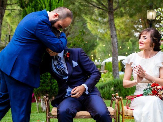 La boda de Antonio y Marta en Valdetorres De Jarama, Madrid 20