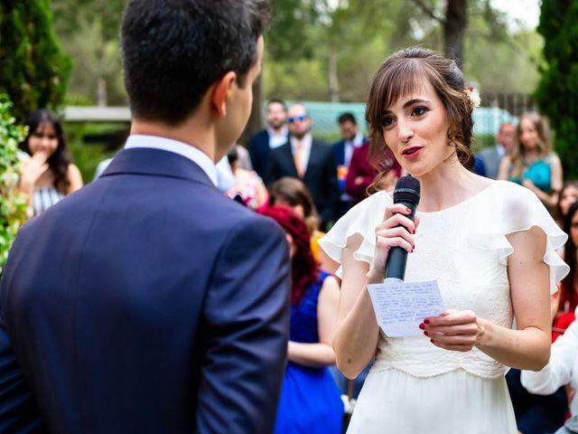 La boda de Antonio y Marta en Valdetorres De Jarama, Madrid 24