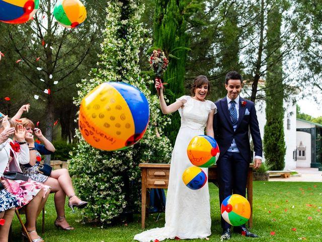 La boda de Antonio y Marta en Valdetorres De Jarama, Madrid 25