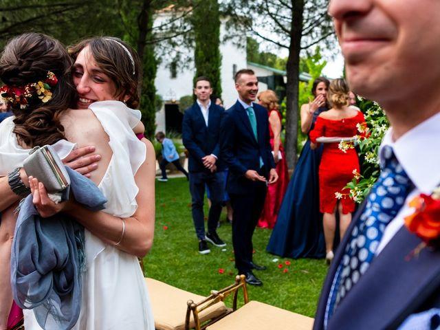 La boda de Antonio y Marta en Valdetorres De Jarama, Madrid 27