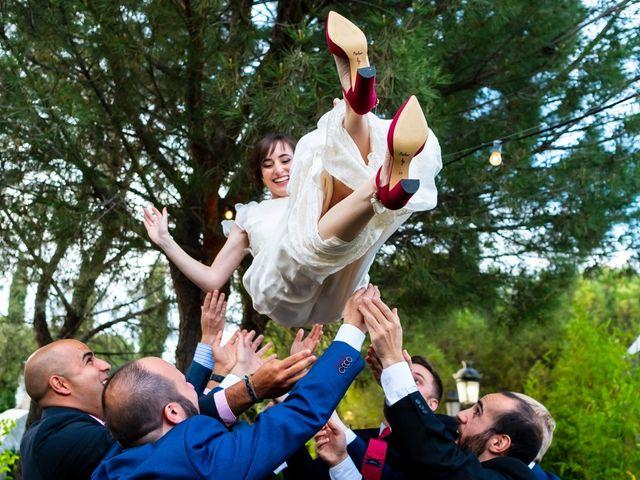 La boda de Antonio y Marta en Valdetorres De Jarama, Madrid 28