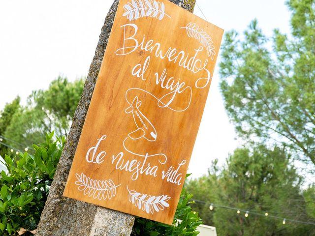 La boda de Antonio y Marta en Valdetorres De Jarama, Madrid 33