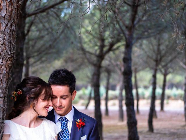 La boda de Antonio y Marta en Valdetorres De Jarama, Madrid 36
