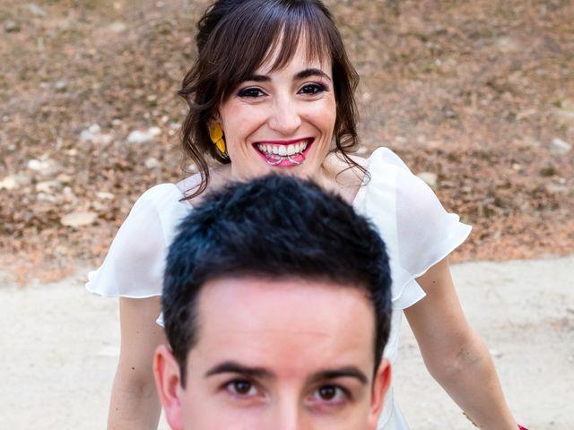 La boda de Antonio y Marta en Valdetorres De Jarama, Madrid 37