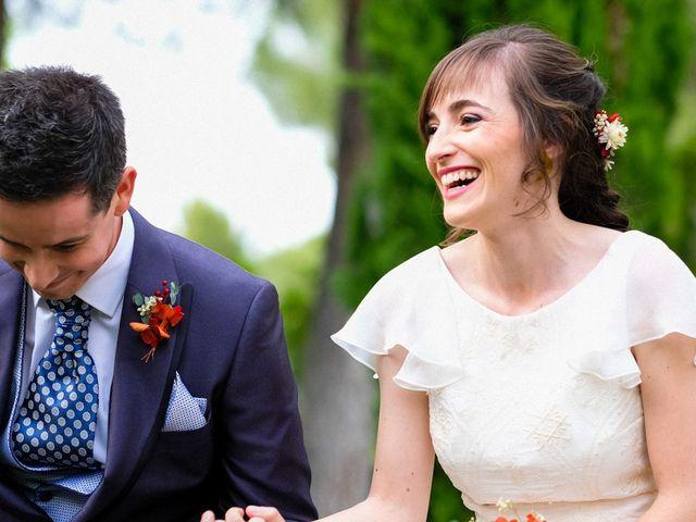 La boda de Antonio y Marta en Valdetorres De Jarama, Madrid 49