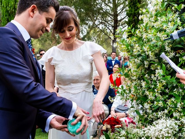 La boda de Antonio y Marta en Valdetorres De Jarama, Madrid 51