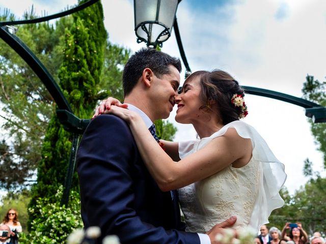 La boda de Antonio y Marta en Valdetorres De Jarama, Madrid 52