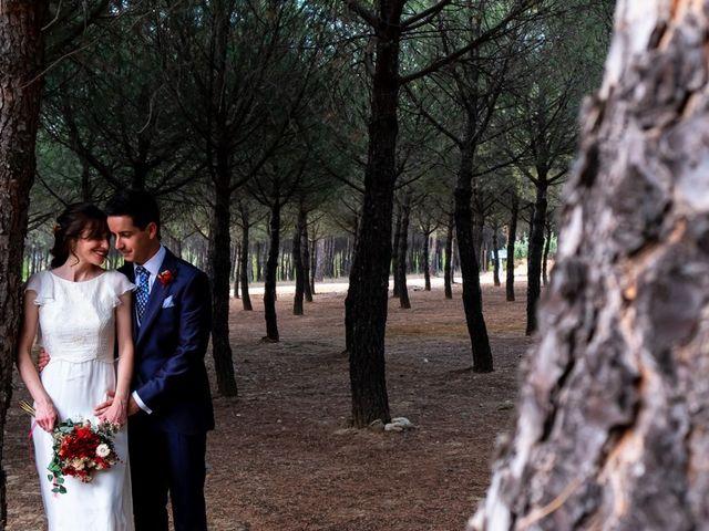 La boda de Antonio y Marta en Valdetorres De Jarama, Madrid 53