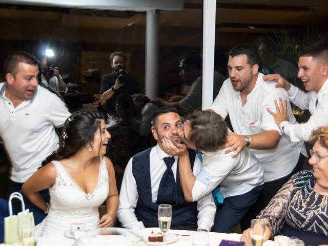 La boda de Eloy y Cynthia en Vilanova I La Geltru, Barcelona 4