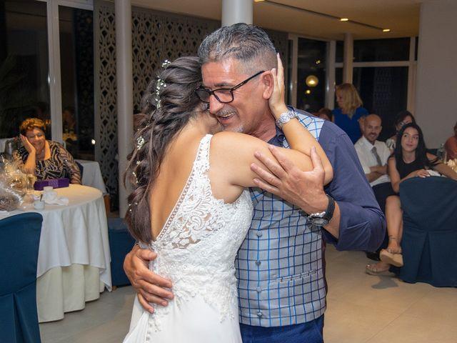 La boda de Eloy y Cynthia en Vilanova I La Geltru, Barcelona 8
