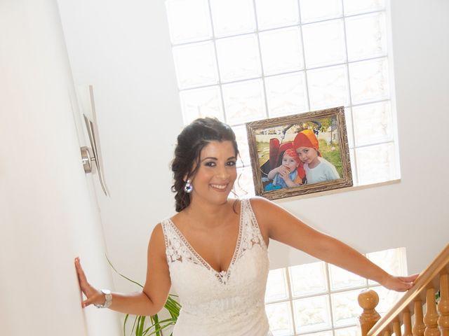 La boda de Eloy y Cynthia en Vilanova I La Geltru, Barcelona 25