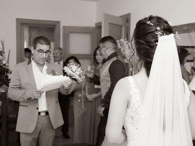 La boda de Eloy y Cynthia en Vilanova I La Geltru, Barcelona 26