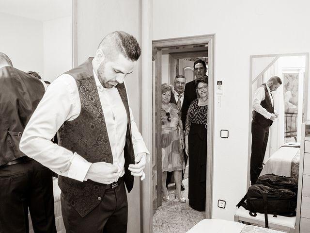 La boda de Eloy y Cynthia en Vilanova I La Geltru, Barcelona 30