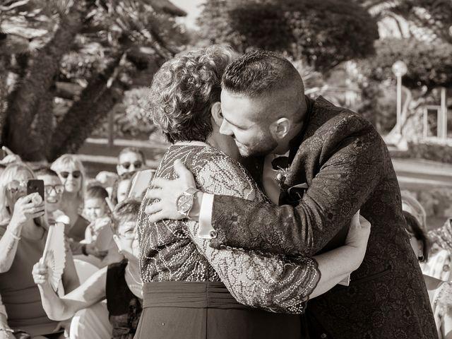 La boda de Eloy y Cynthia en Vilanova I La Geltru, Barcelona 40