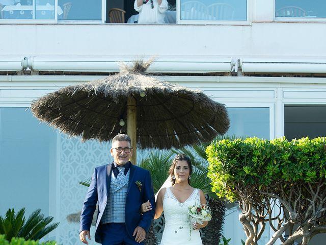 La boda de Eloy y Cynthia en Vilanova I La Geltru, Barcelona 44