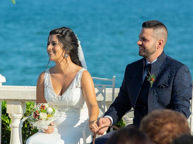 La boda de Eloy y Cynthia en Vilanova I La Geltru, Barcelona 1
