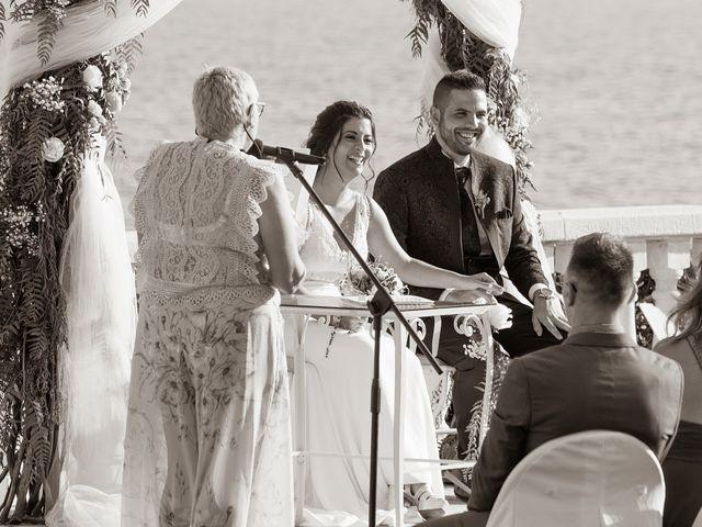 La boda de Eloy y Cynthia en Vilanova I La Geltru, Barcelona 45