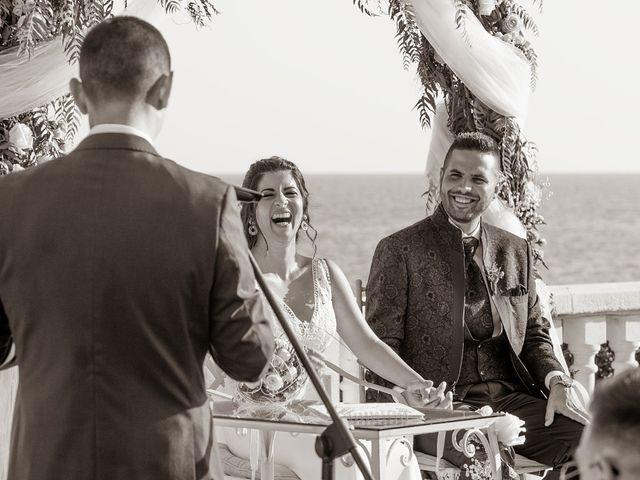 La boda de Eloy y Cynthia en Vilanova I La Geltru, Barcelona 48