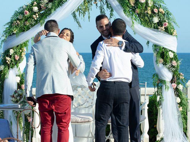 La boda de Eloy y Cynthia en Vilanova I La Geltru, Barcelona 51