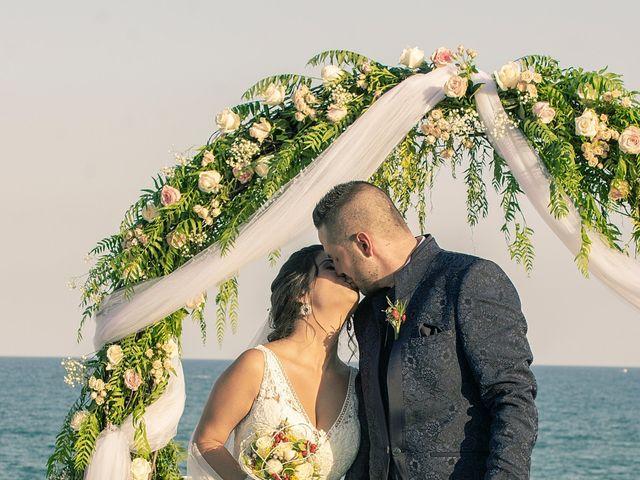 La boda de Eloy y Cynthia en Vilanova I La Geltru, Barcelona 58