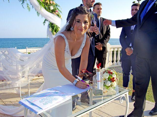 La boda de Eloy y Cynthia en Vilanova I La Geltru, Barcelona 60