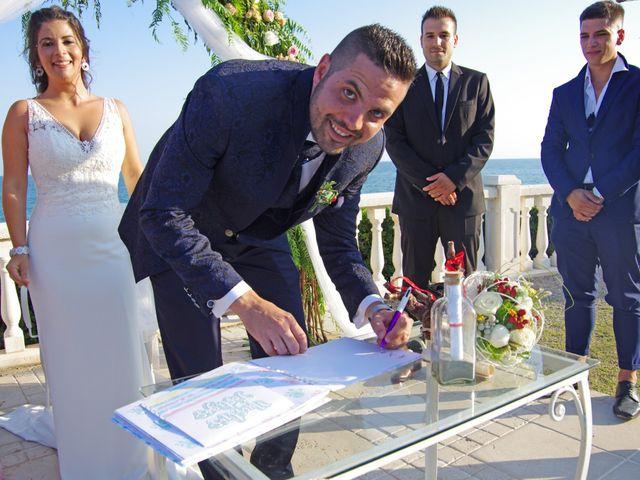 La boda de Eloy y Cynthia en Vilanova I La Geltru, Barcelona 61