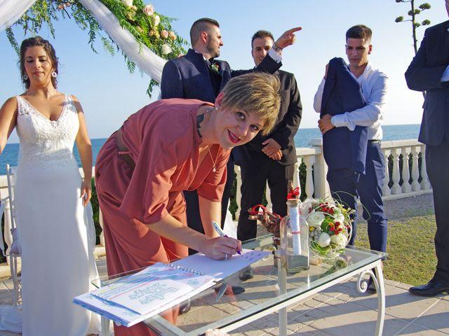 La boda de Eloy y Cynthia en Vilanova I La Geltru, Barcelona 65