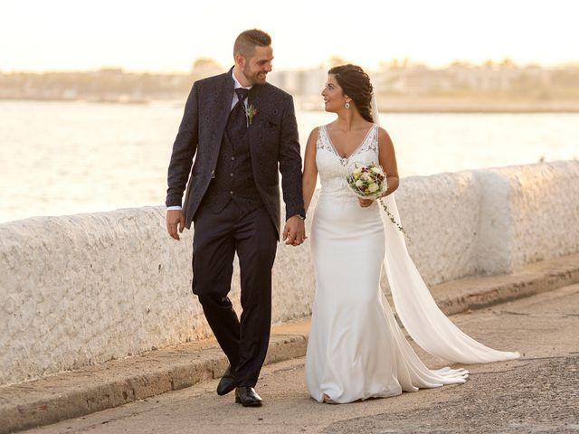 La boda de Eloy y Cynthia en Vilanova I La Geltru, Barcelona 73